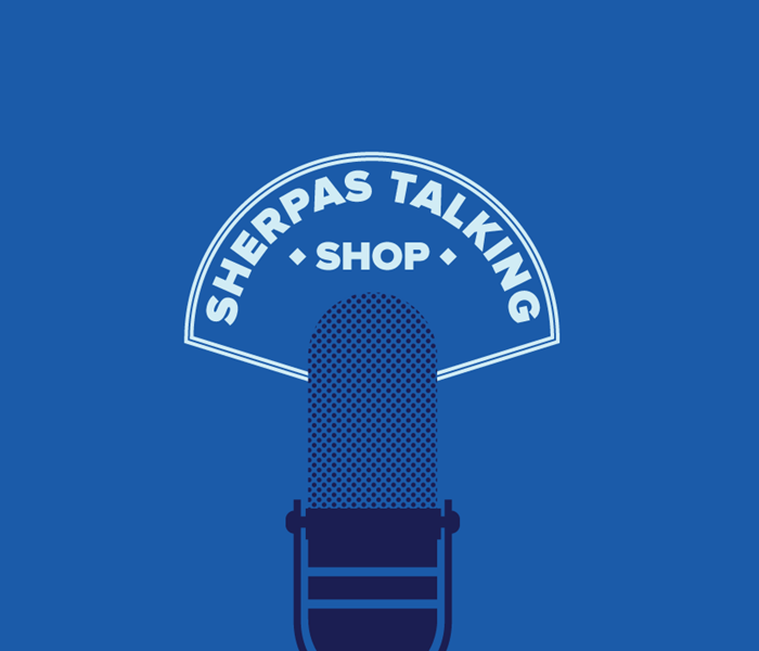 Dos & Dont's for Local Businesses, Tradeshow Giveaways & lululemon's new Campaign - Sherpas Talking Shop E.12