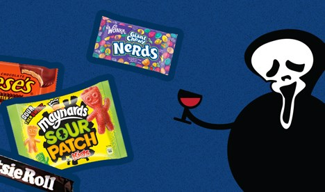 The Ultimate Guide To Pairing Wine with Halloween Candy