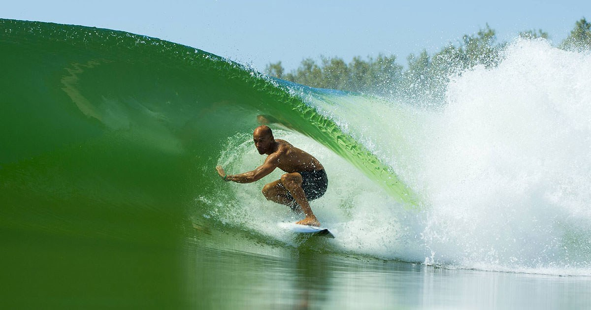 Kelly Slater Built the Perfect Wave. Can He Sell It to the World?