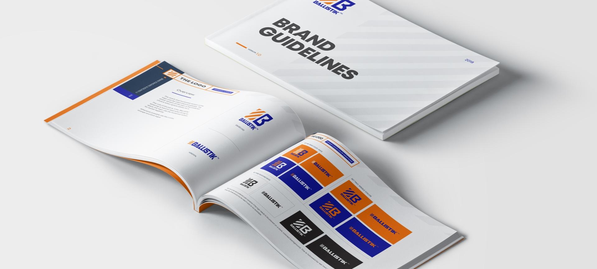 Ballistik brochure